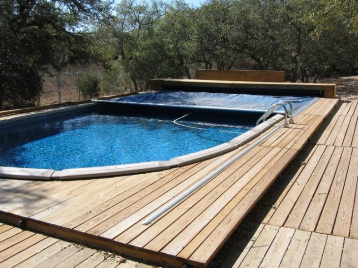Best Above Ground Retractable Pool Cover Ideas