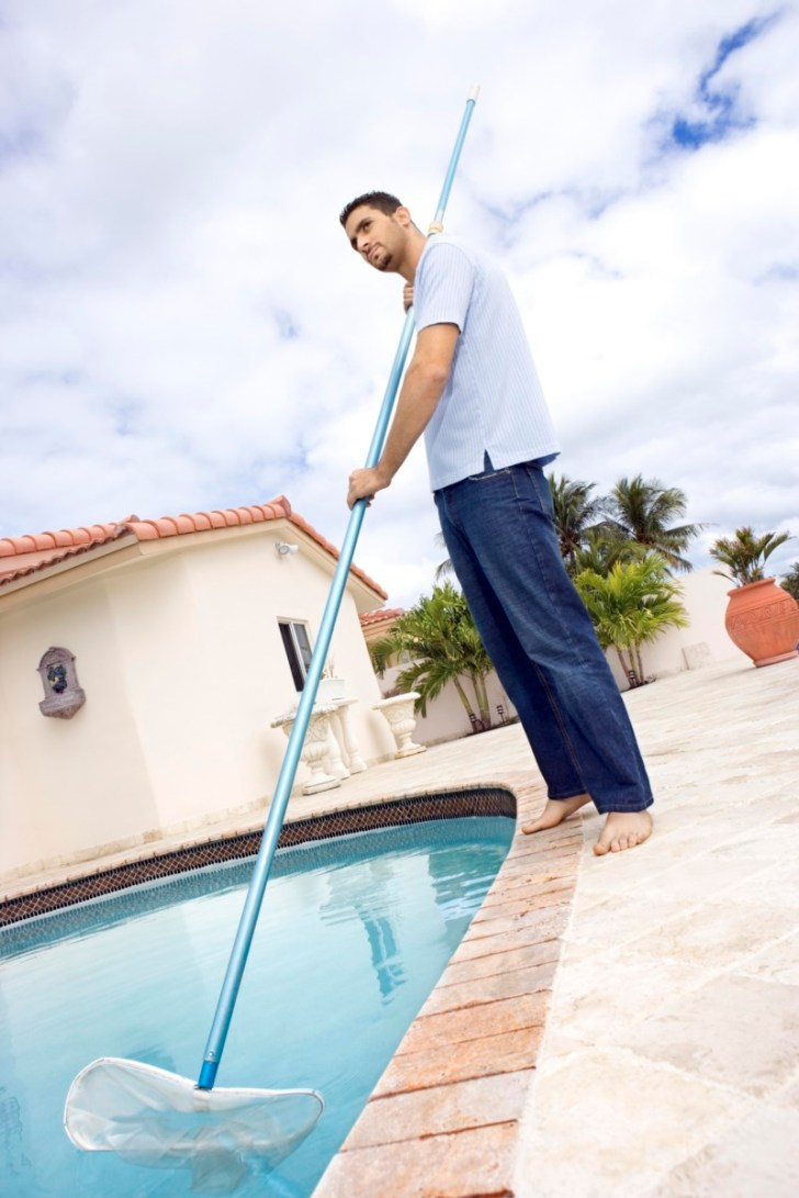 Swimming pool shock pool care and how to shock a pool diy design decor for How to take care of your swimming pool