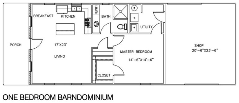 barndominium floor plans. Barndominium Floor Plans With Shop