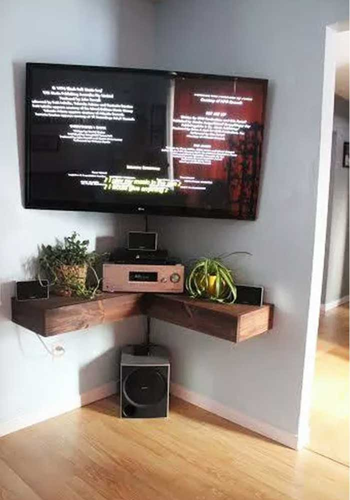 50 Creative DIY TV Stand Ideas For Your Room Interior