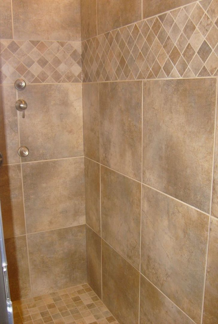 Bathroom Tile Design Ideas For Big Bathrooms ~ Luxury bathroom tile patterns ideas diy design decor