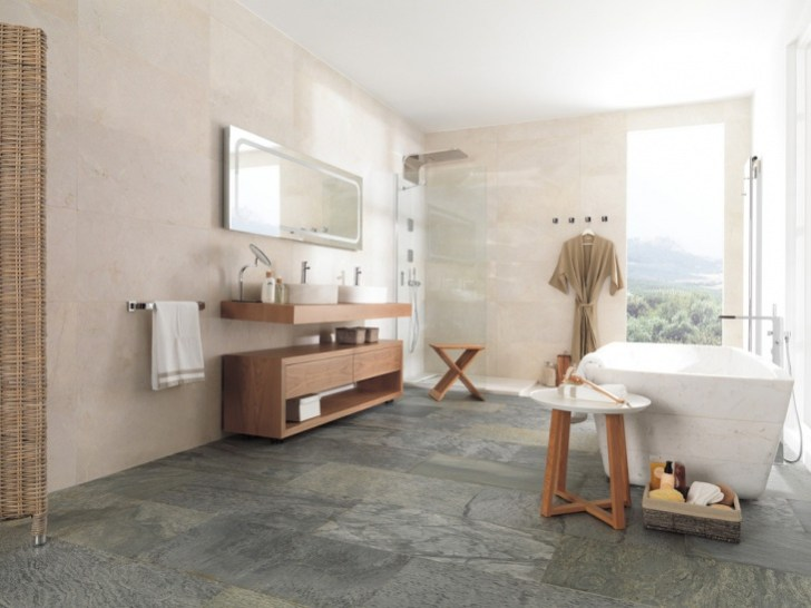 Simple Spa Style Bathroom Ideas