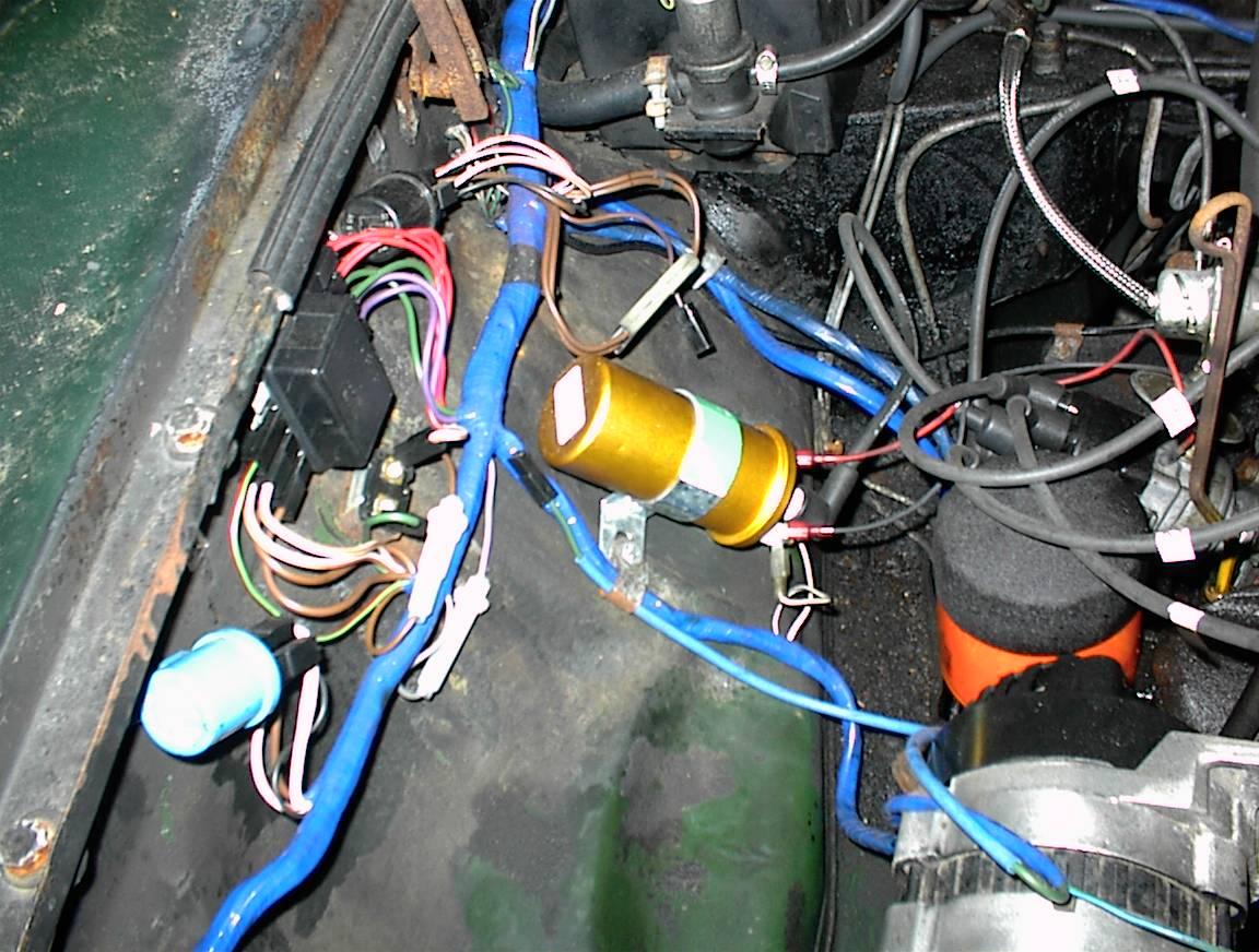 Mgb Ignition Wiring Diagram Wiring Diagram Mgb Ignition Relay Diagrams : mgb wiring harness - yogabreezes.com