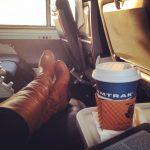 Amtrak Coast Starlight: Portland to Los Angeles