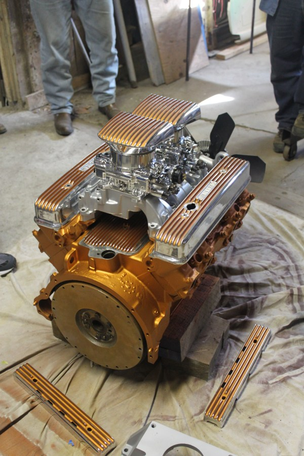 425 Buick Nailhead Engine - Year of Clean Water