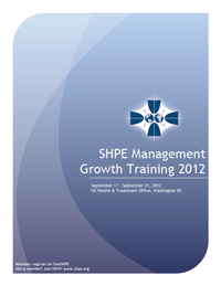 Management Growth Training (MGT) 2012