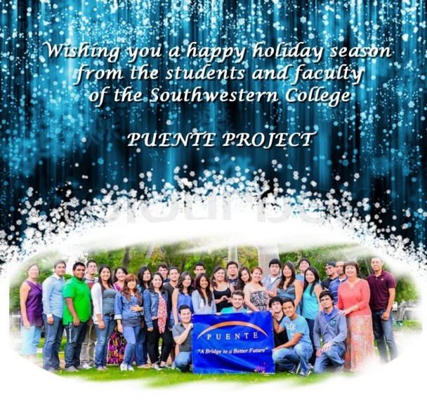 SWC Puente Project Holiday Message