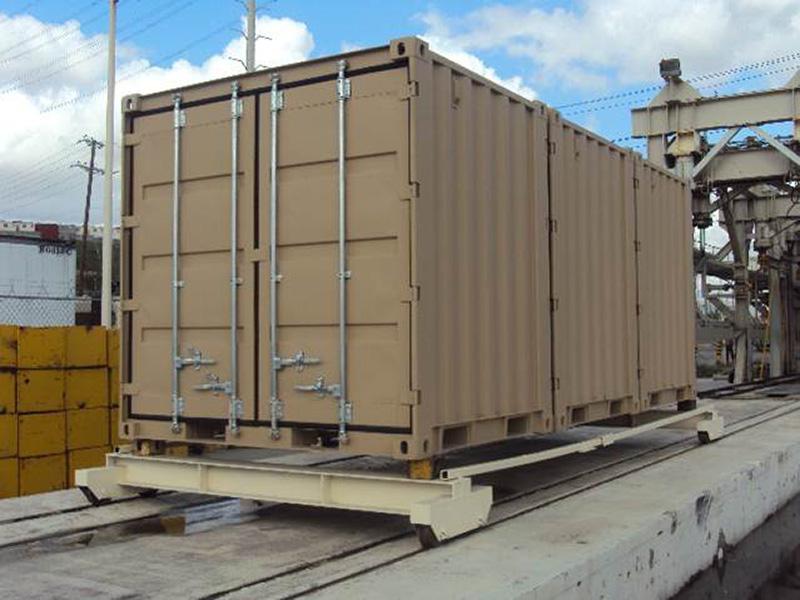 SHPI Container  Triple Containers Tricon