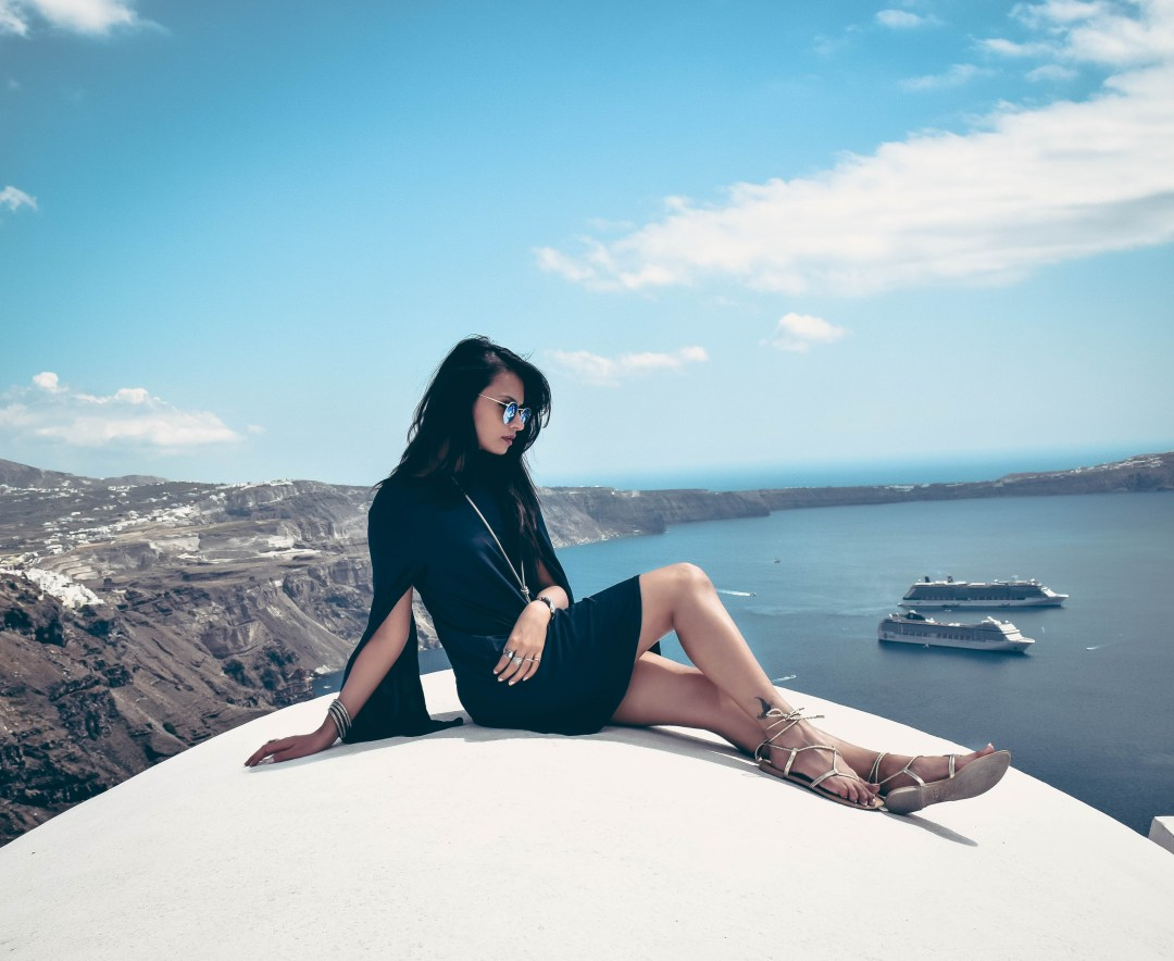 To Heaven And Back : Santorini