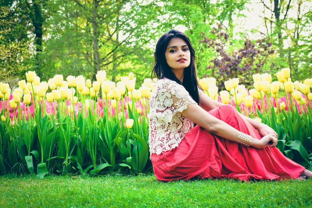 Keukenhof, where Tulips blossom
