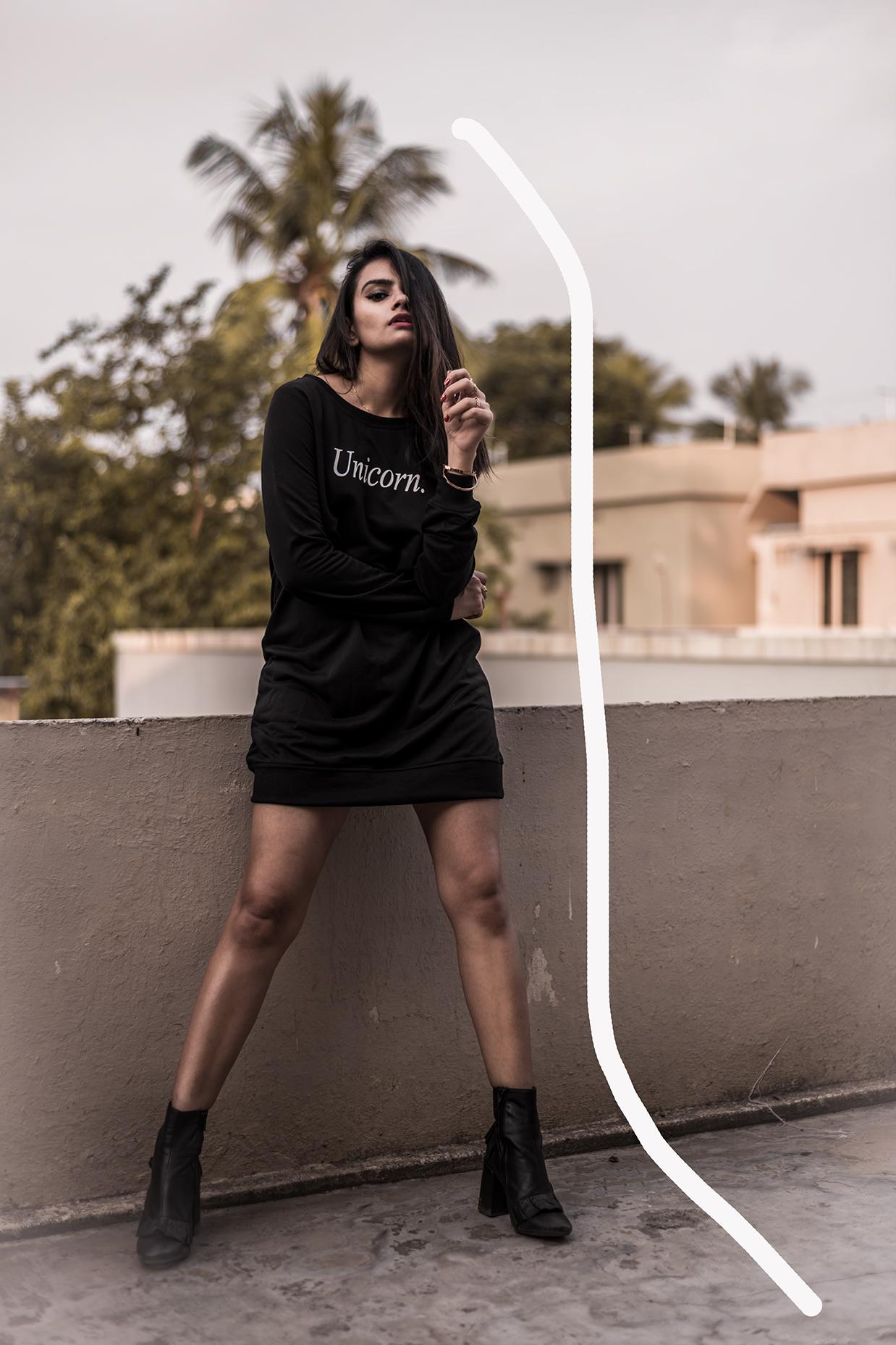 shradsblog black jumper