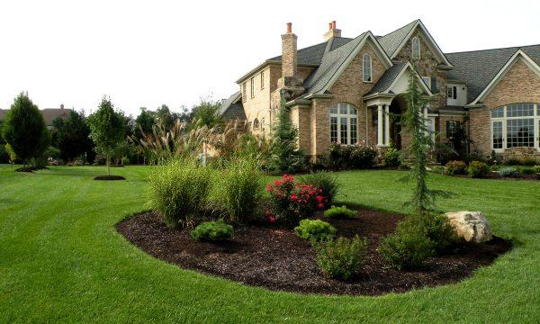 residential landscaping - shreckhise