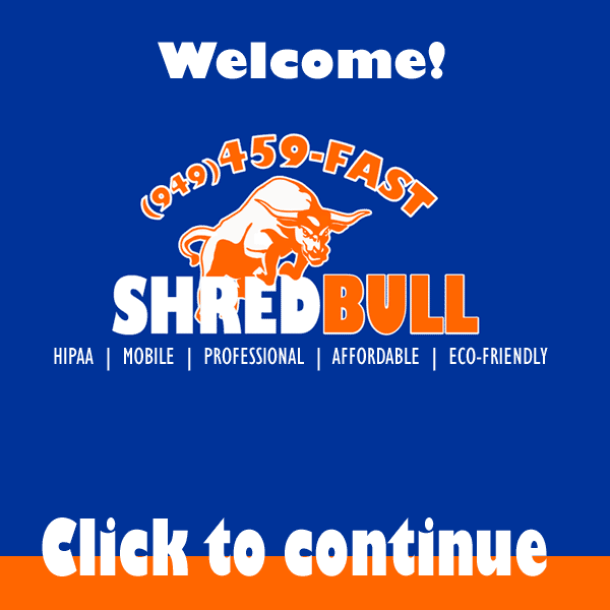 Shred Bull Shredding South Orange County