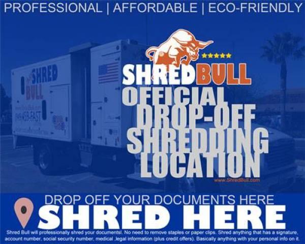 Drop Off Shredding Locations - Irvine, Tustin, Mission Viejo, Laguna Niguel