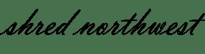 Shred-Northwest-Logo-black