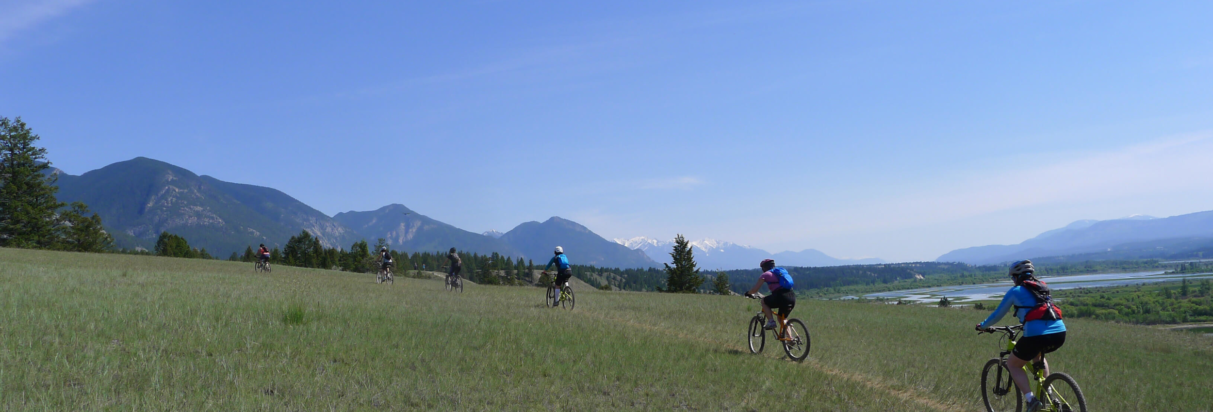 Invermere riding