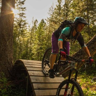 Meet Jessica Pyper – Golden Mountain Bike and Yoga Instructor