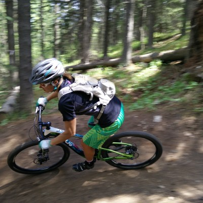 Nicole Romanow- Canmore Coach – Cross-Country & CycloCross Racer