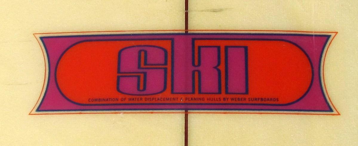 Dewey Weber SKI (Synthetic Kinetic Instinct)