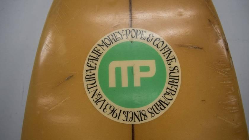 Morey Pope Surfboards Logo Bob McTavish Tracker