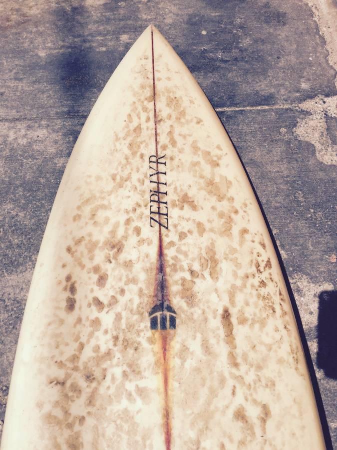 Zephyr Surfboards by Jeff Ho