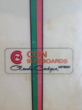 Con Surfboards CC Rider Pintail Lightweight1