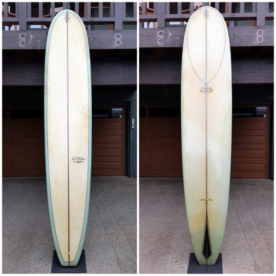 Donald Takayama Joel Tudor Noserider 60's Longboard Classic's