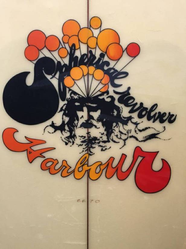 Harbour Spherical Revolver 8'1 7