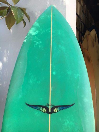 Skip Frye Vintage Board 7'7