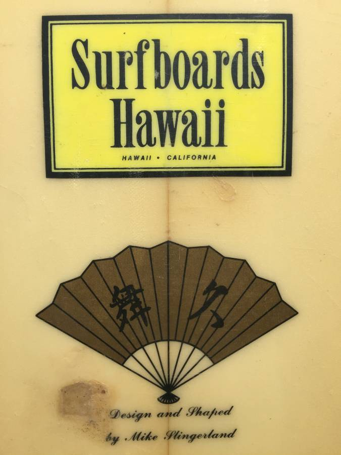Surfboards Hawaii Mike Slingerland Shortboards1
