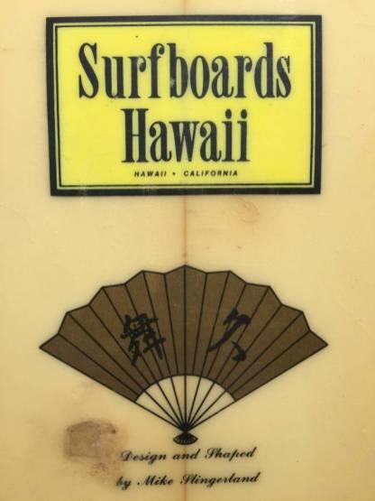 Surfboards Hawaii Mike Slingerland Shortboards1