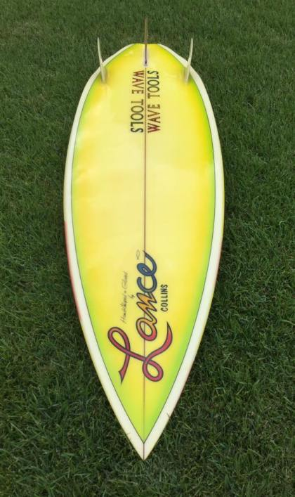 Wave Tools Thruster 1983 5'8 4