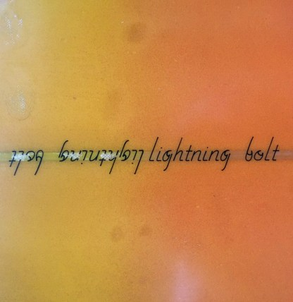 Terry Fitzgerald Lightning Bolt Surfboard Logo