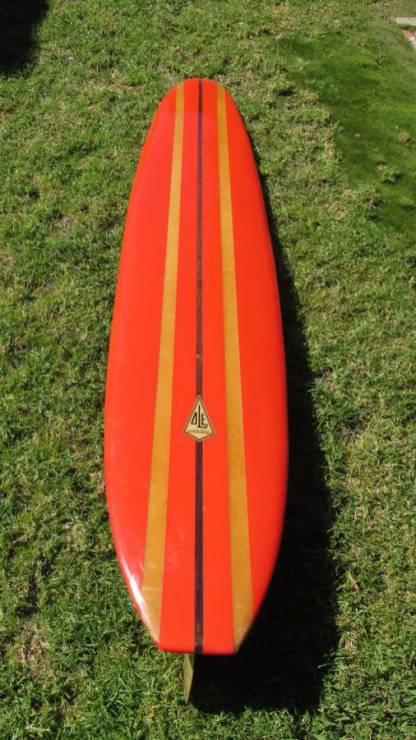 Ole Longboard 1960s 8'6 10