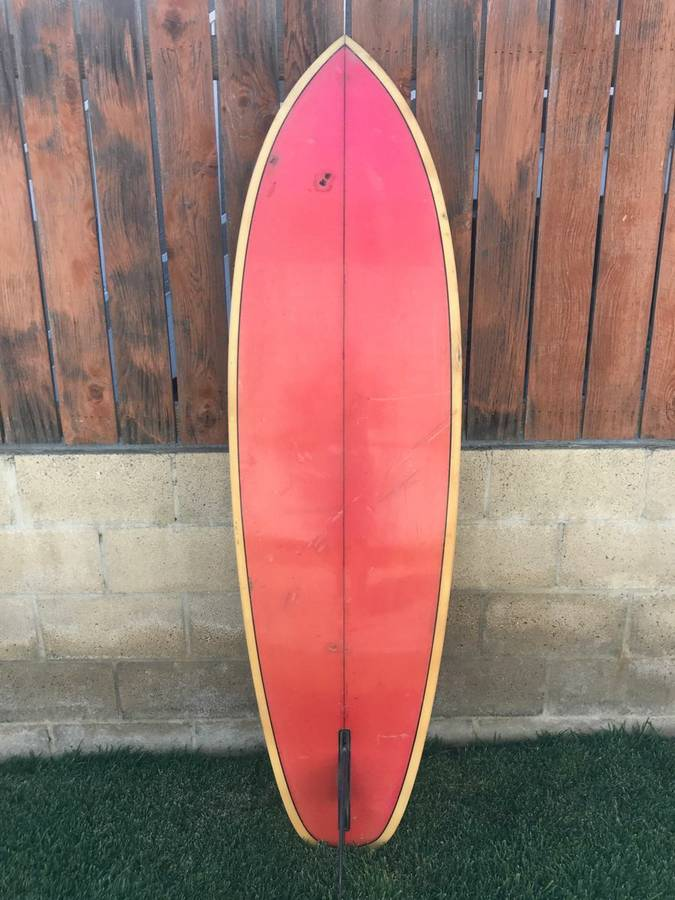 Ole Surfboards Stubby 4