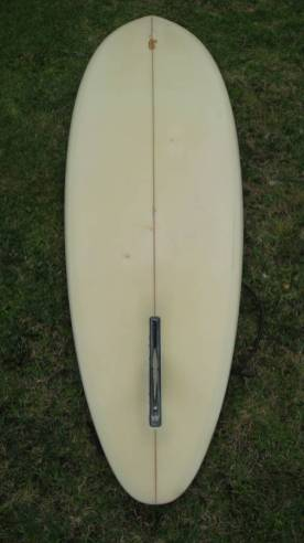 Vintage Greg Liddle Surfboard 3