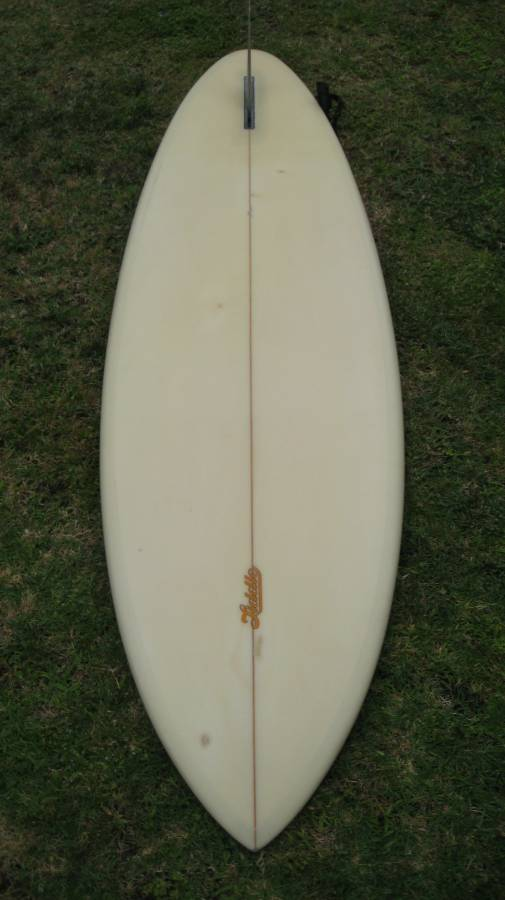 Vintage Greg Liddle Surfboard 4