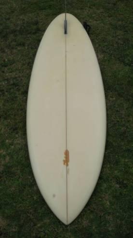 Vintage Greg Liddle Surfboard 4
