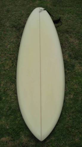 Vintage Greg Liddle Surfboard 7