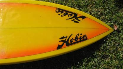 Hobie Terry Martin Twin Fin 3