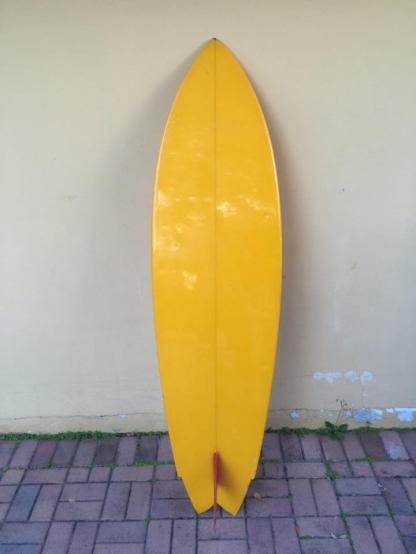 Owl Chapman Underground Surfboard Single Fin 2
