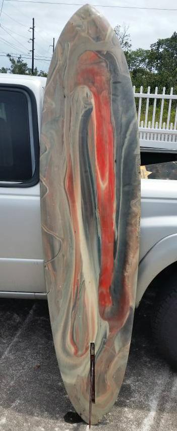 Surfboards Hawaii Aquarius 1