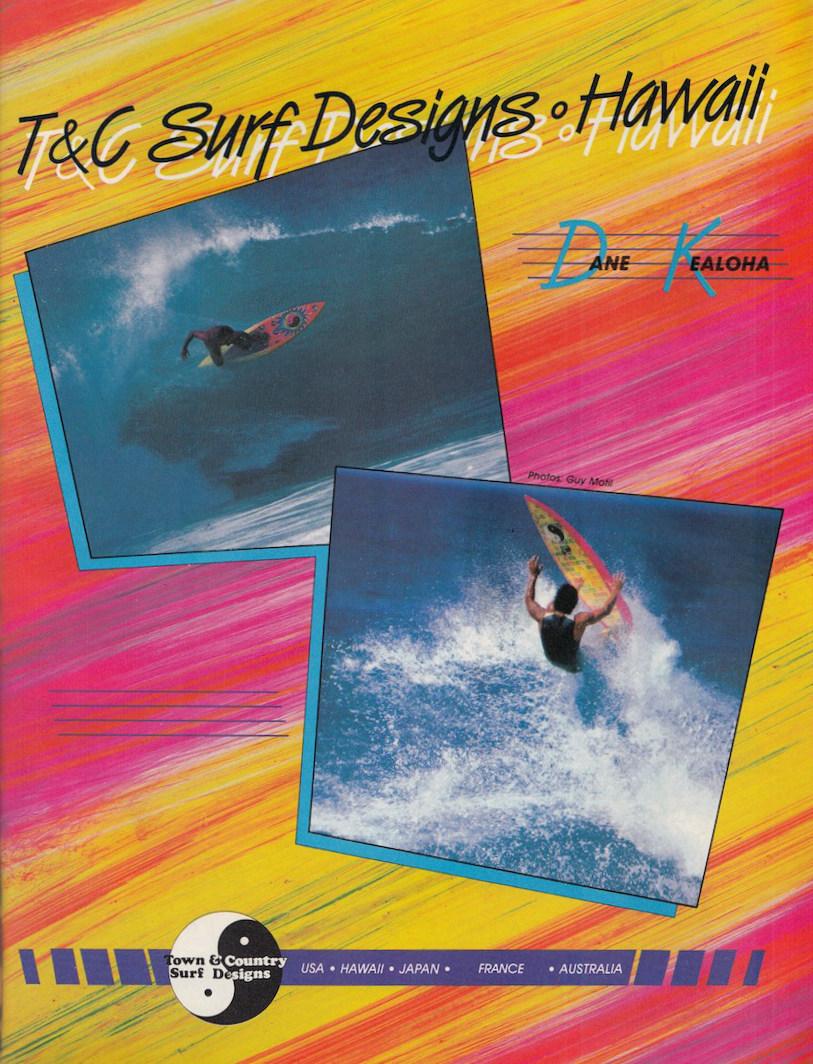 T&C Surf Designs with Dane Kealoha: Sagas of Shred