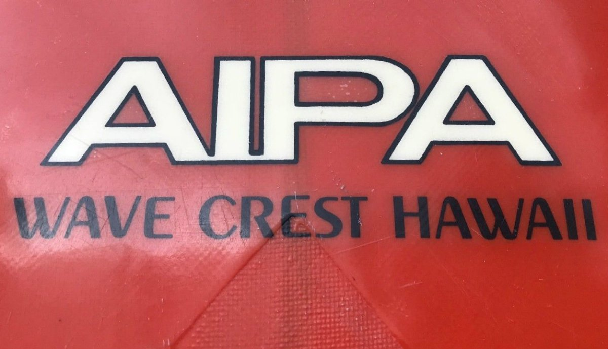 Aipa Wave Crest Hawaii Sting