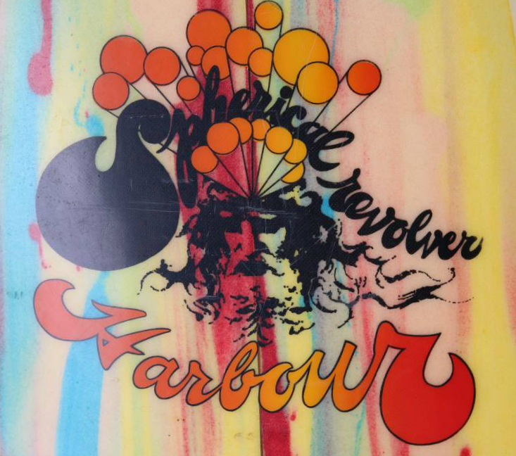 Acid Splash Harbour Spherical Revolver