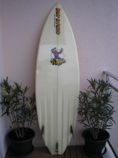 Hot Stuff Kong Gary Elkerton Vintage Surf France 1