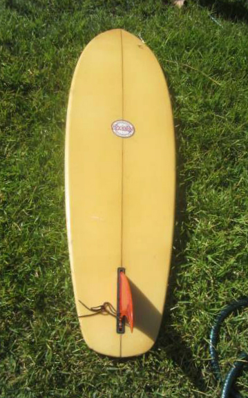 Vintage Dick Brewer Single Fin 1