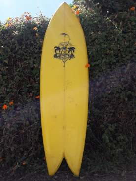 Vintage Nectar Twin Fin 1