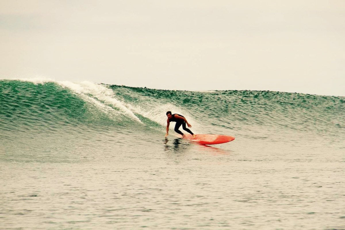 Dave Parmenter on Surf Splendor Podcast
