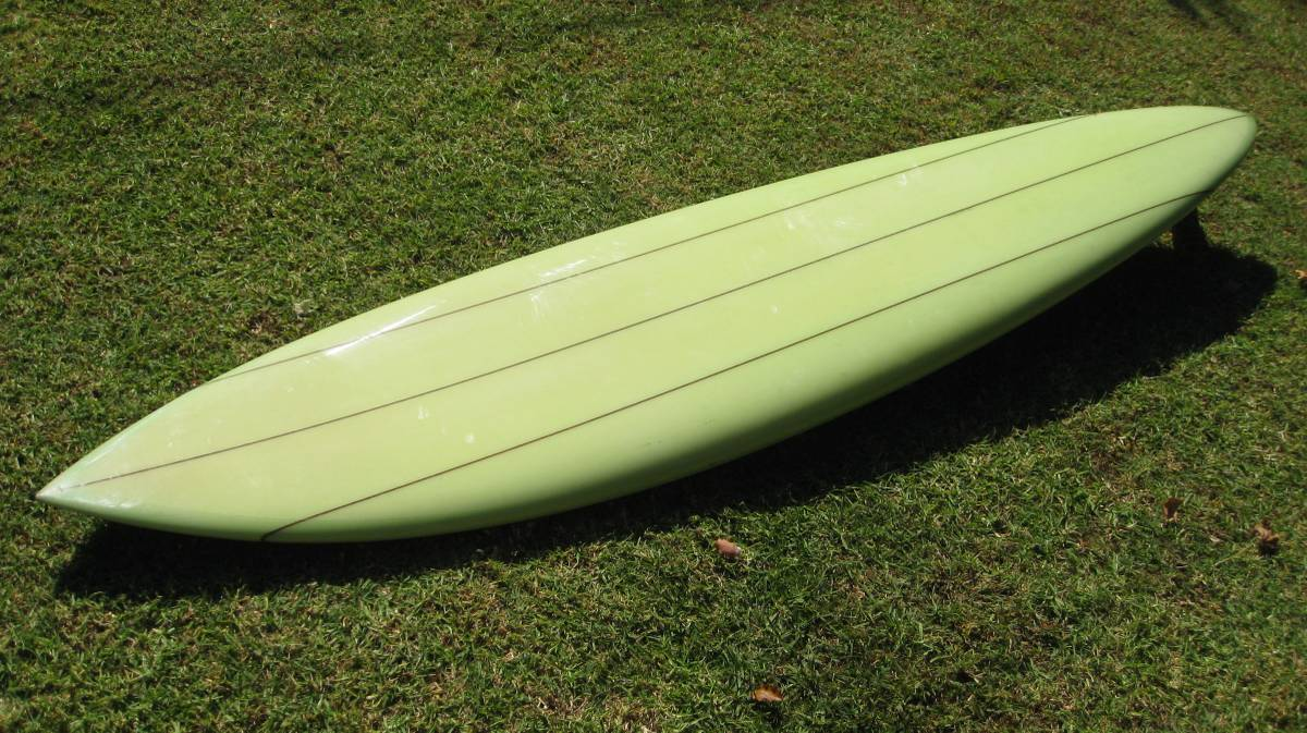Phil Becker Single Fin